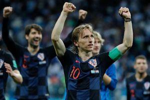 CĐV không thèm quan tâm đến Ronaldo hay Messi, Luka Modric mới là 'The Best 2018' của FIFA