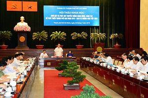 Khơi dậy truyền thống năng động, sáng tạo trong nhân dân để phát triển TP Hồ Chí Minh