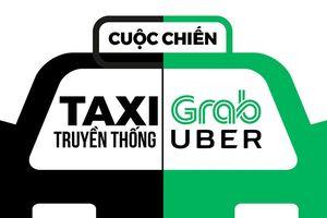 Tranh luận trái chiều xung quanh việc 'gắn mào' cho taxi công nghệ