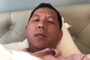 Giám đốc Sky Mining: 'Tôi đang đi chữa bệnh và sẽ trở lại'