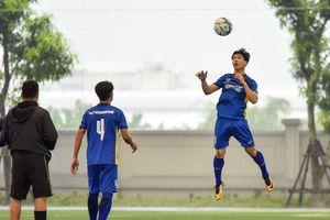 Trung vệ U23: 'Mọi cầu thủ đang cạnh tranh sòng phẳng'