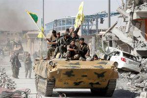Hồi kết chiến sự Daraa