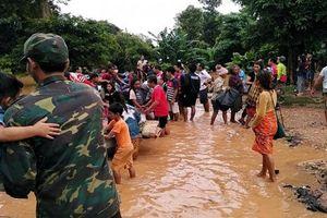 Đâu là nguyên nhân gây ra vụ vỡ đập thủy điện ở Lào?