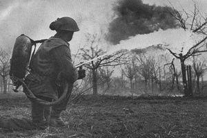 Giải mã những vũ khí nguy hiểm nhất trong Thế chiến 1