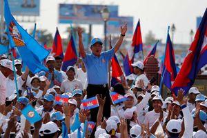 Bầu cử Campuchia trước giờ G