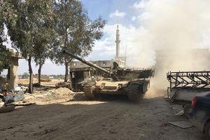 'Hổ Syria', sư đoàn cơ giới số 4 sắp kết liễu IS ở Daraa