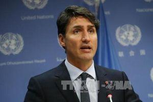 Thủ tướng Trudeau chuẩn bị cho cuộc bầu cử Canada năm 2019