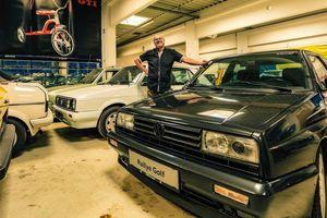 Khám phá bộ sưu tập xe Volkswagen Golf lớn nhất thế giới