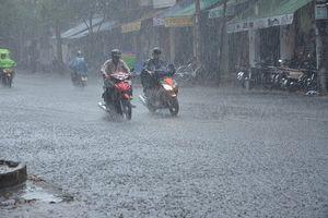 Dự báo thời tiết: Mưa lớn kèm bão bao trùm thời tiết Bắc bộ trong tháng 8