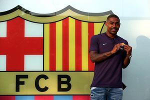 Barca thừa nhận mua Malcom chỉ để trả thù AS Roma