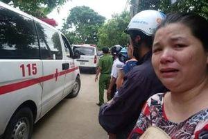 Tai nạn 13 người chết: Nhiều nhân chứng bật khóc