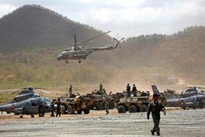 Kinh ngạc Không quân Campuchia không có chiến đấu cơ