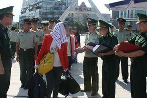 Tội phạm mua bán người ở Việt Nam rất phức tạp