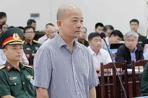 Tòa án Quân sự đang xét xử 'Út trọc' Đinh Ngọc Hệ