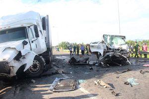 Vụ tai nạn ở Quảng Nam: Xe khách không đăng ký kinh doanh dịch vụ