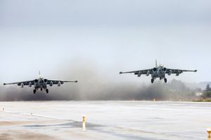 Nhăm nhe tấn công căn cứ Nga, UAV phiến quân Syria bị bắn nát