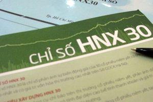 HNX xem xét định kỳ rổ chỉ số HNX30