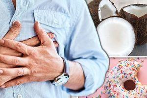 Thực phẩm nào 'có thù' với bệnh tim?