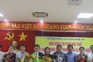 Học sinh Nghệ An đạt Huy chương Đồng Olympic Hóa học Quốc tế