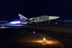 Không quân Nga 'gieo sầu' cho IS trên chiến trường Al-Sweida