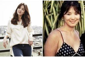 Trước khi thanh mảnh như bây giờ, Song Hye Kyo từng 70kg và phải giảm cân khắc nghiệt