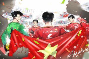 U23 Việt Nam: Niềm hy vọng và cảm hứng cho cả Đông Nam Á tại ASIAD 18