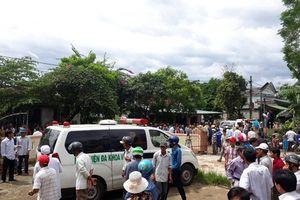 Quảng Trị: Đưa thi thể 13 nạn nhân tử vong vì TNGT về quê nhà