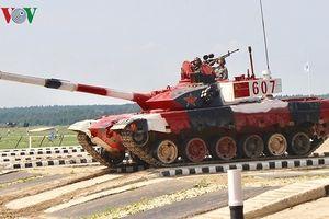 Nga đánh bại Trung Quốc 2 lần trong hội thao quân sự quốc tế ở Nga
