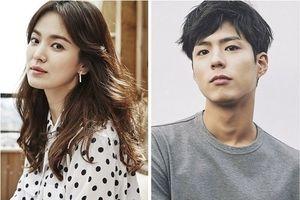 Song Hye Kyo - Song Joong Ki quay trở lại màn ảnh nhỏ