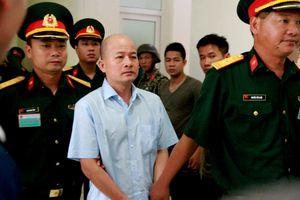 Cựu thượng tá Út 'trọc' lĩnh 12 năm tù