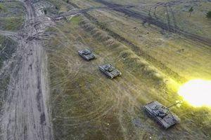 Ngạc nhiên khi Nga học chiến thuật sử dụng tăng của Syria