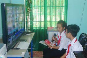 Hiệu quả từ những buổi phát thanh học đường