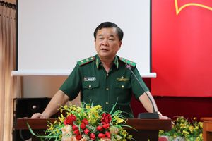 Cần sớm xây dựng Luật Biên phòng Việt Nam để BĐBP hoàn thành tốt chức năng, nhiệm vụ