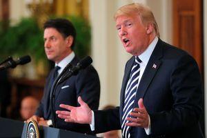 Tổng thống Trump bất ngờ đổi ý về vấn đề Iran