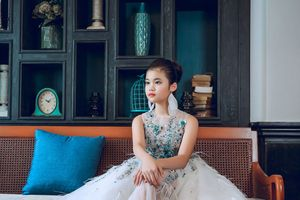 Người mẫu nhí Việt Nam đăng quang 'Little Miss Asia Pacific 2018'
