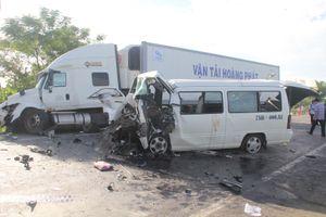 Xe rước dâu gặp nạn ở Quảng Nam, 13 người chết: Giám định kỹ thuật tìm nguyên nhân