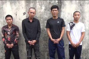 Bắt giữ băng nhóm tàng trữ vũ khí 'nóng' ở Phú Quốc