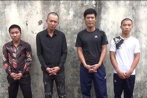 Bắt giữ băng nhóm bảo kê, tàng trữ vũ khí quân dụng tại Phú Quốc