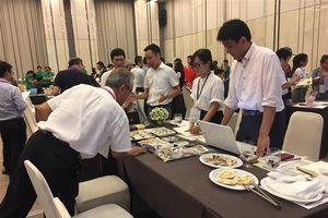 Thực phẩm Nhật đổ bộ thị trường Việt Nam