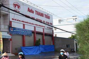 Cà Mau: Năm ô tô tải bị thiêu rụi vì hỏa hoạn trong đêm