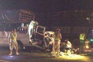 Tai nạn liên hoàn trên quốc lộ, hàng chục người thương vong