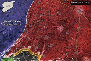 'Hổ Syria' chủ công đánh bại IS, giải phóng khu phi quân sự Cao nguyên Golan