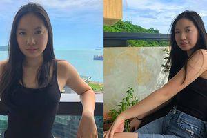 Con gái 'Diệp Vấn' phổng phao, ra dáng thiếu nữ ở tuổi 14