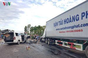 Ám ảnh vụ xe rước dâu gặp nạn ở Quảng Nam khiến 13 người chết