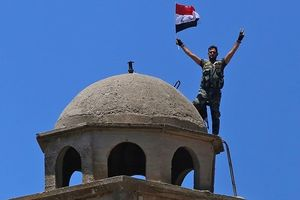 Chính quyền Syria giành lại quyền kiểm soát vùng biên giới với Israel