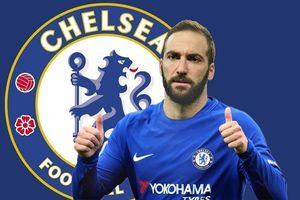 Đội hình Chelsea mùa giải 2018/19: Sơ đồ 4-3-3 và mũi nhọn Higuain?