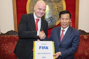 'Bộ trưởng Nguyễn Ngọc Thiện làm Chủ tịch, VFF sáng giá hơn nhiều'
