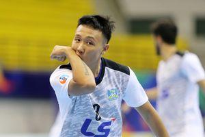 Thái Sơn Nam đè bẹp CLB Hàn Quốc ở ngày khai mạc giải futsal châu Á