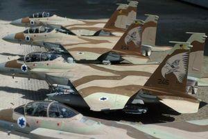 Kinh ngạc số tiền Mỹ cho Israel mua tiêm kích F-15 mới