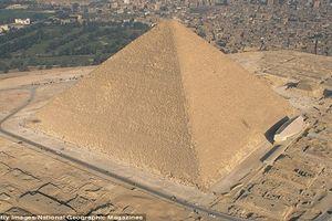 Sự thật chấn động chưa từng hé lộ về Đại kim tự tháp Giza